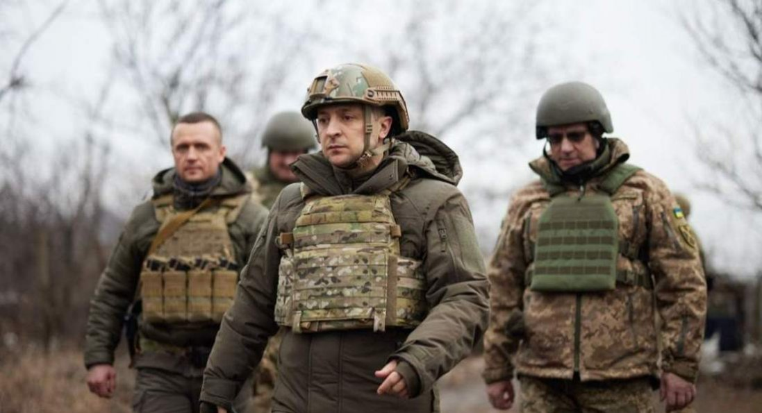 «Найголовніше питання - ситуація на Донбасі», - Зеленський провсеукраїнський референдум