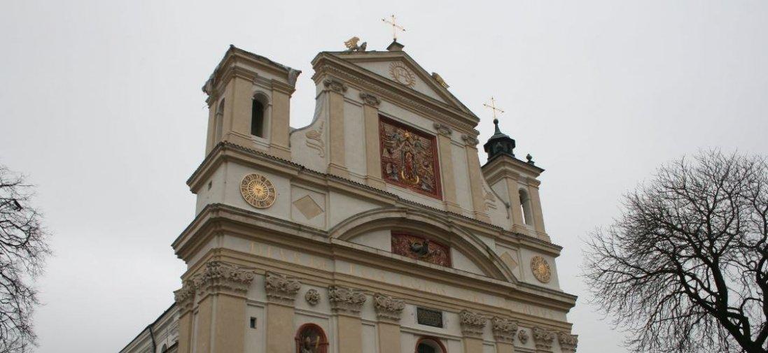 На Волині реставрують костел Святої Трійці