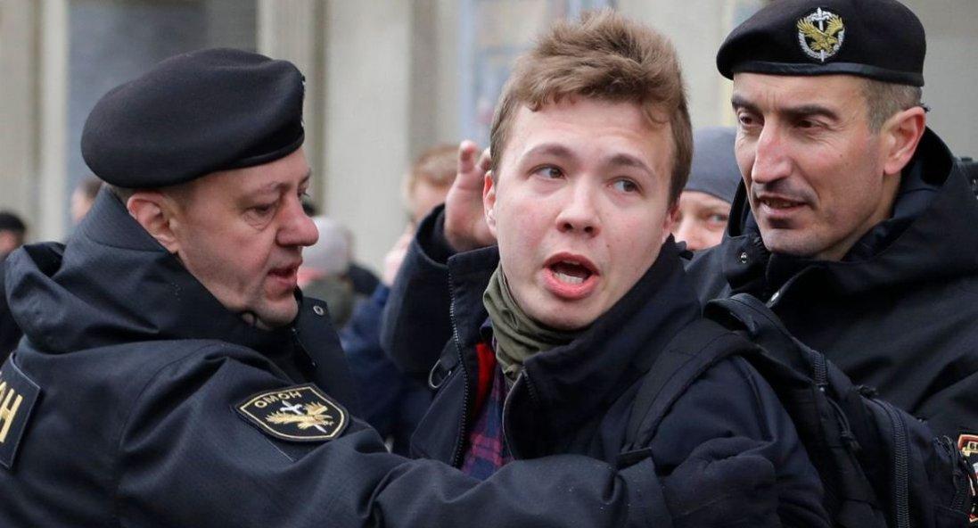 Затримання в Білорусі: до Протасевича та його дівчини не пускають адвокатів