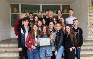 Волинська школа увійшла до десятки кращих в Україні