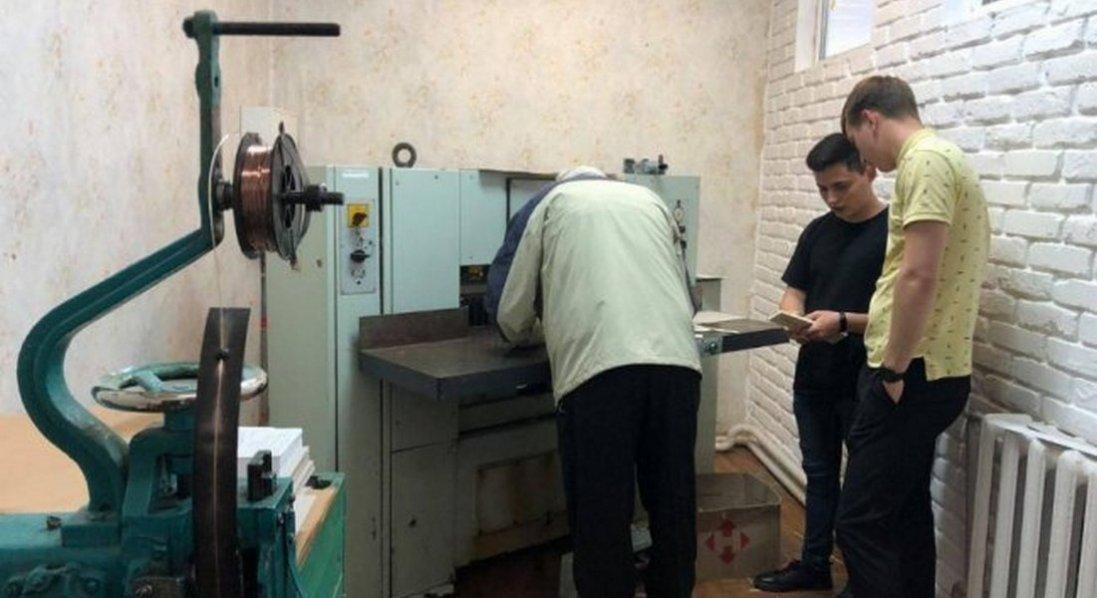 Оновлене обладнання та ребрендинг: ківерцівська друкарня виходить із кризи