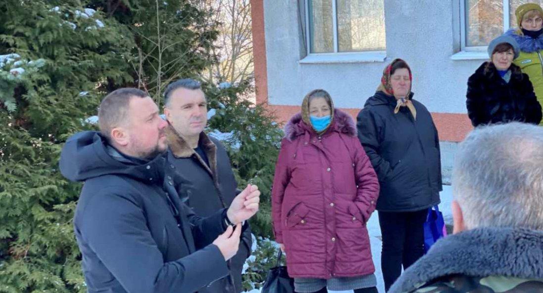 Олександр Бляшук: «Відстоював і відстоюватиму розвиток села»