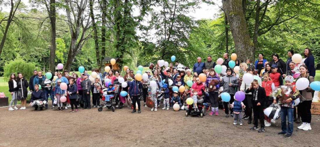«Сміх, гамір та щасливі обличчя»: у Воротневі відбулося свято до Дня захисту дітей