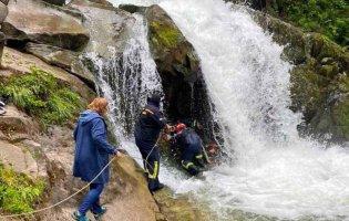 На Львівщині під час екскурсії у водоспаді потонув школяр