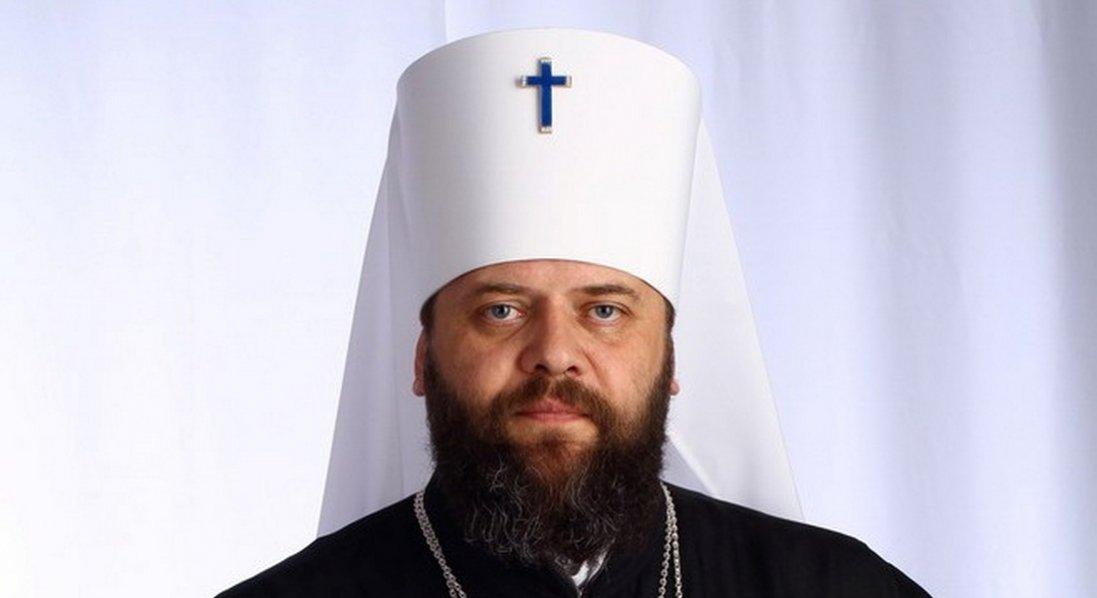 Владику Михаїла прийняли у спілку журналістів України