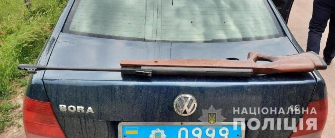 На Херсонщині 9-річний хлопчик з рушниці вистрілив у свою бабусю