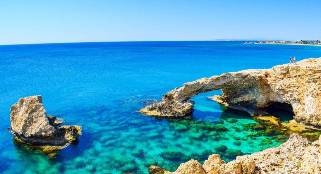 Кіпр — туристичний рай