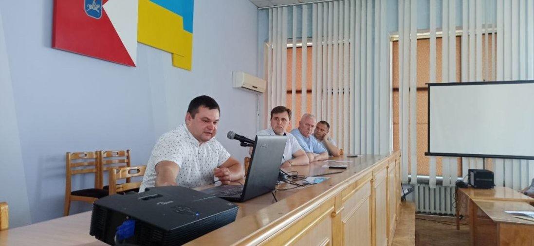 У Луцьку презентували е-систему управління земельними ресурсами
