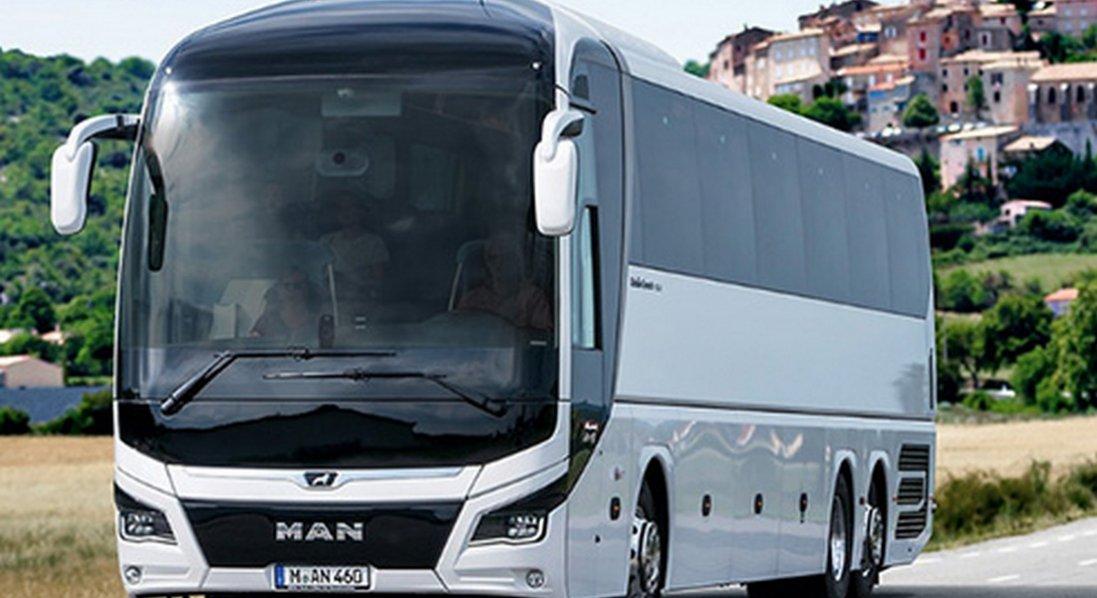 У Луцьку на маршрути виїдуть ще 7 нових автобусів MAN