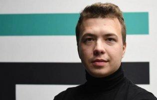 Протасевич з'явився на брифінгу МЗС Білорусі