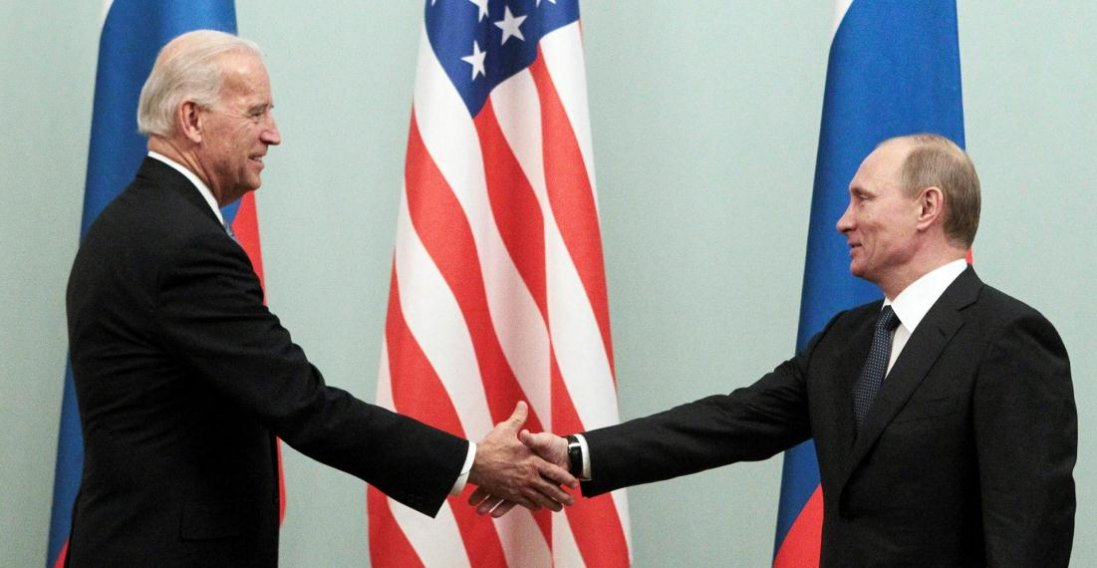 У Женеві почалася зустріч Байдена й Путіна