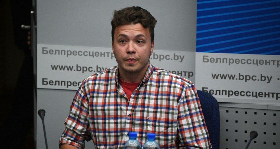 Справа Протасевича: луганські бойовики розповіли, що провели «слідчі дії»