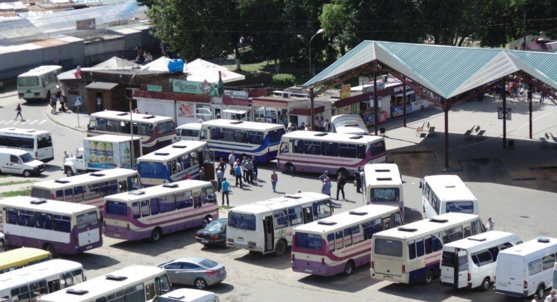 У Луцьку міжміським автобусам хочуть заборонити курсувати низкою вулиць