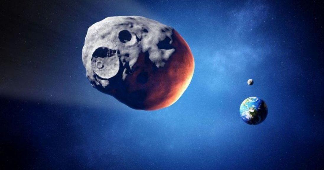 Повз Землю пролетить величезний астероїд: чи є небезпека