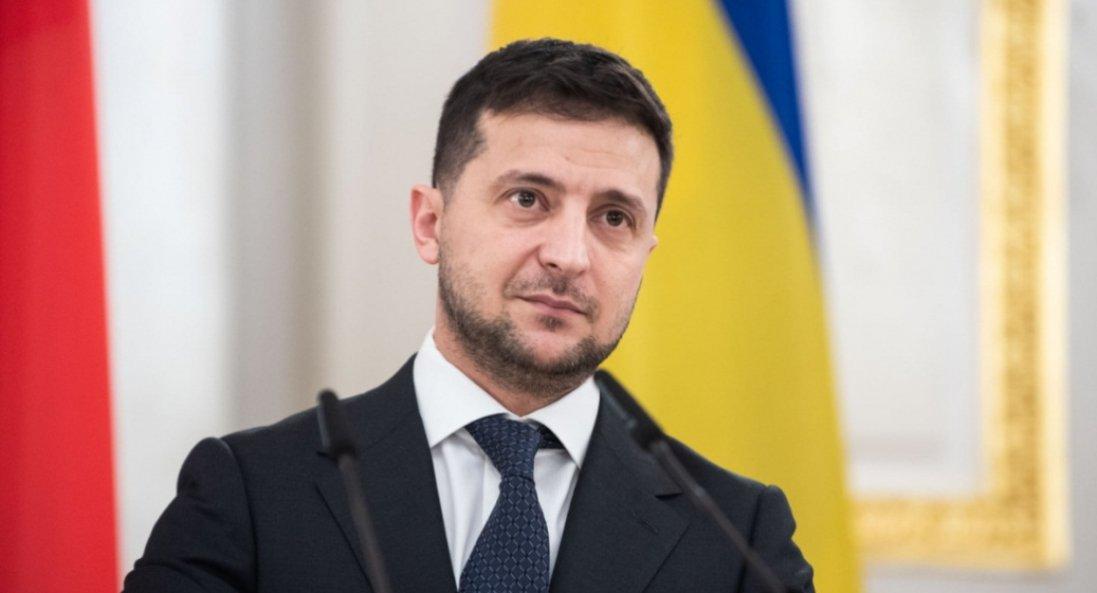 Зеленський ввів санкції проти 55 банків Росії та 3 осіб