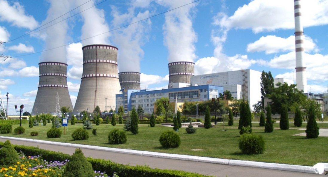На Рівненській АЕС - аварійне відключення енергоблоку