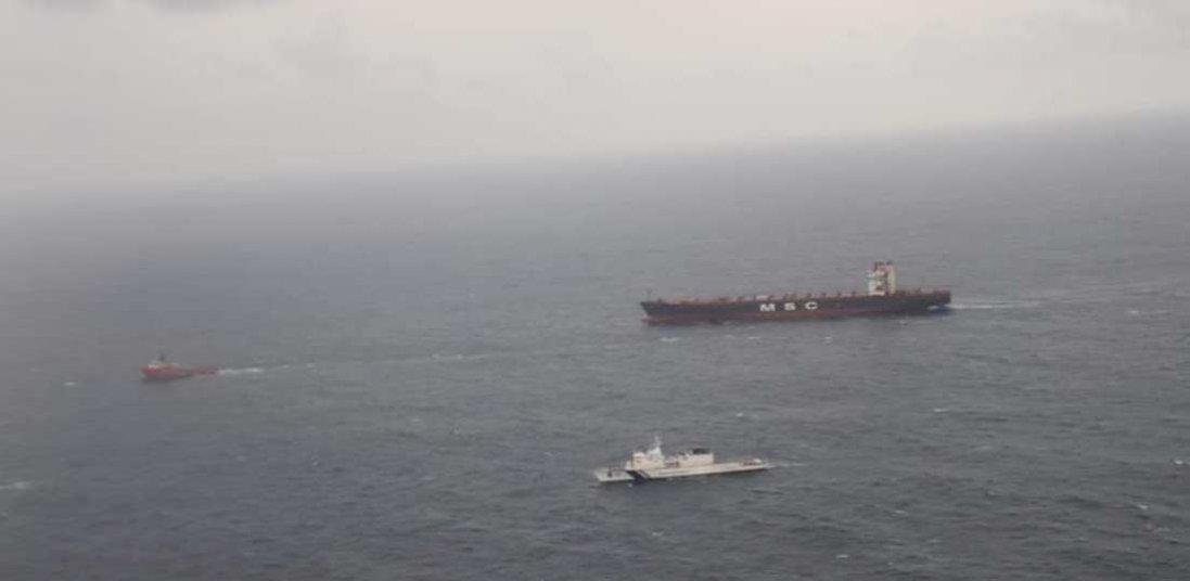 В Індійському океані через пожежу на судні загинув українець: деталі