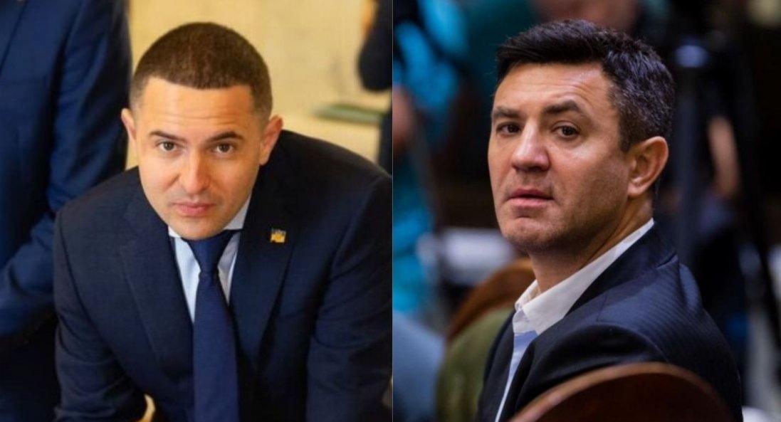 У Раді побилися нардепи Тищенко та Куницький