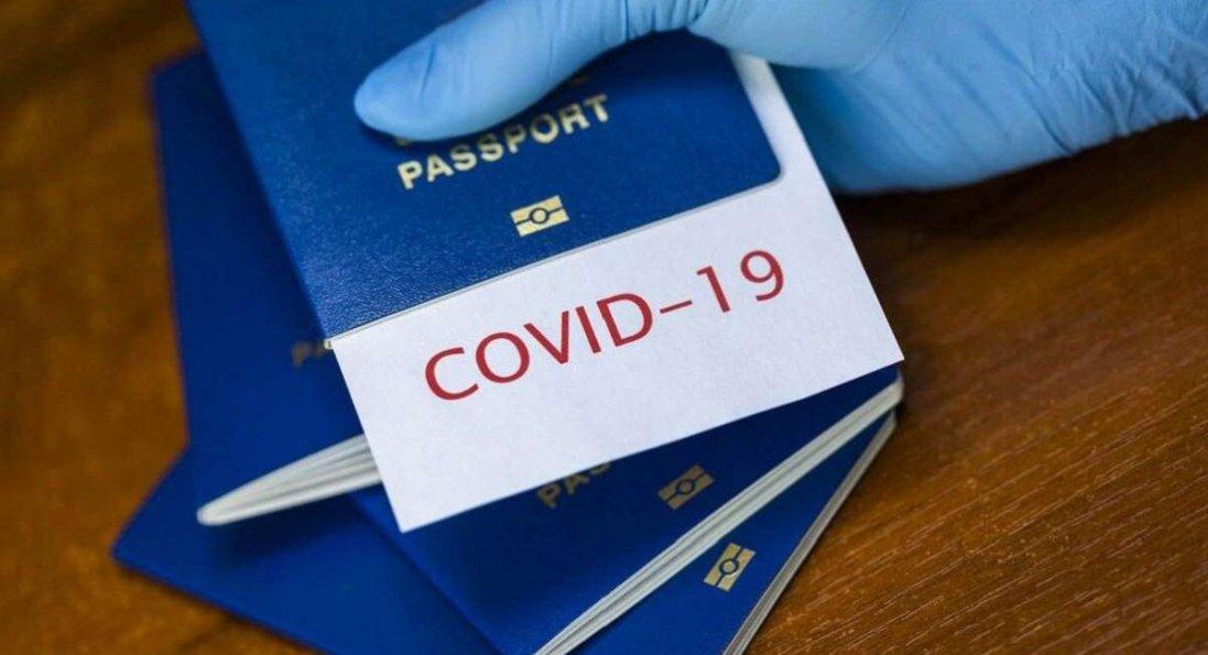 В Україні запрацювали COVID-сертифікати