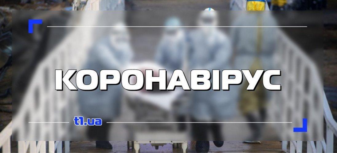 Коронавірус в Україні: деі досі найбільше хворих