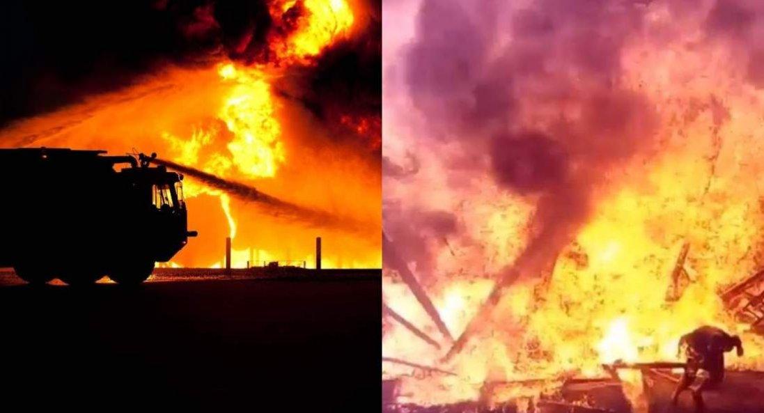 На фестивалі в Коростені вибухнули каністри з бензином: є постраждалі