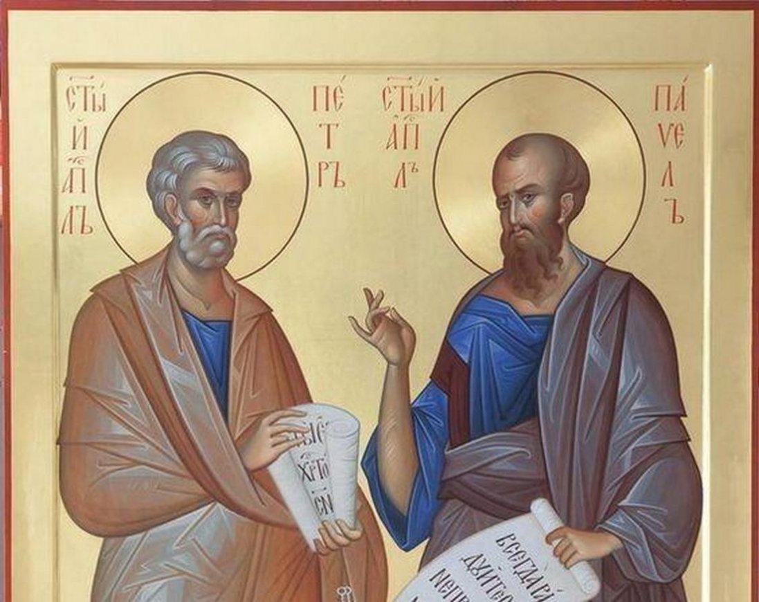 Святі Петро й Павло: ким насправді були ці чоловіки, перш ніж стати апостолами