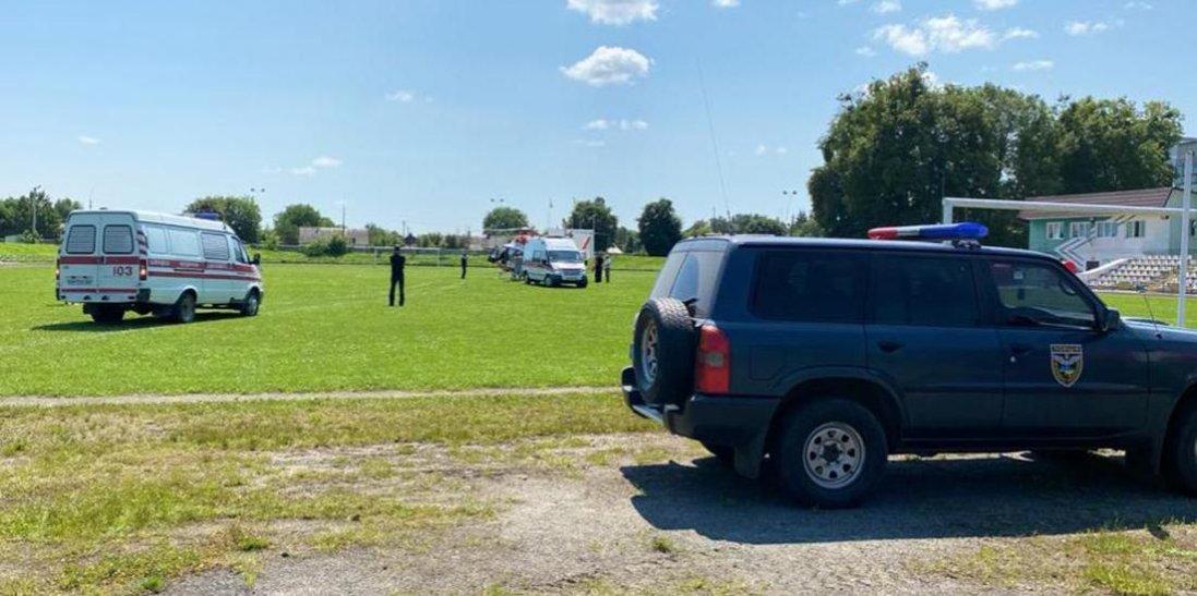 Поранення хлопчика на Житомирщині: нові деталі