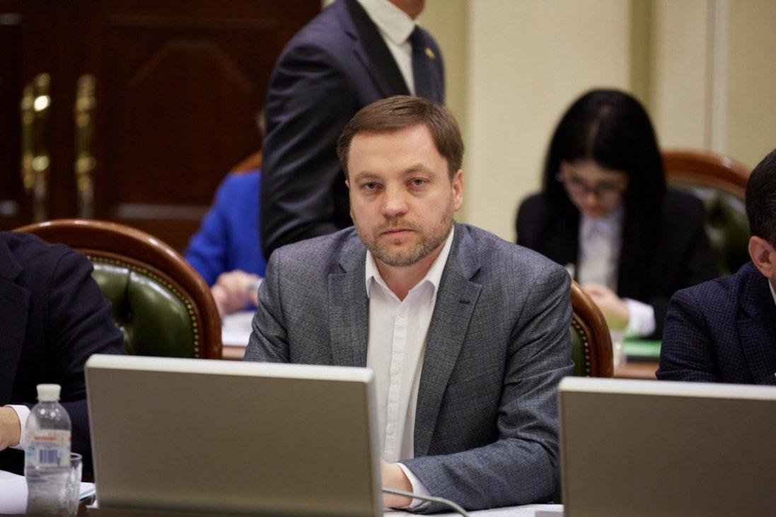 Зеленський пропонує Монастирського на посаду міністра внутрішніх справ
