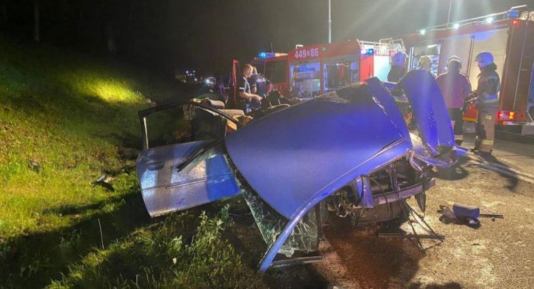 Біля Гданська в страшній аварії загинув українець