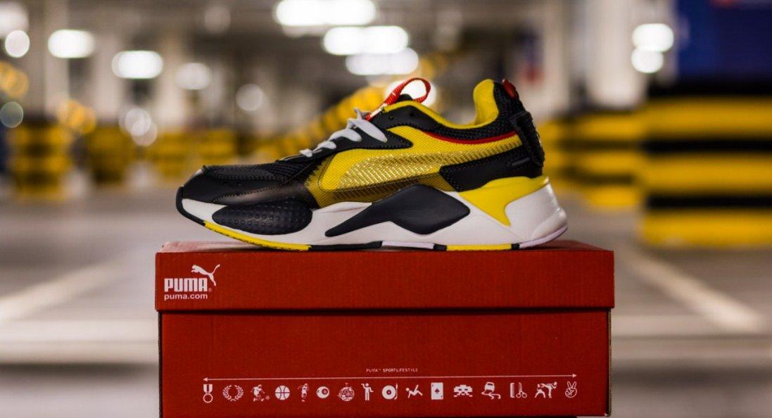 Технологии PUMA в одежде и обуви