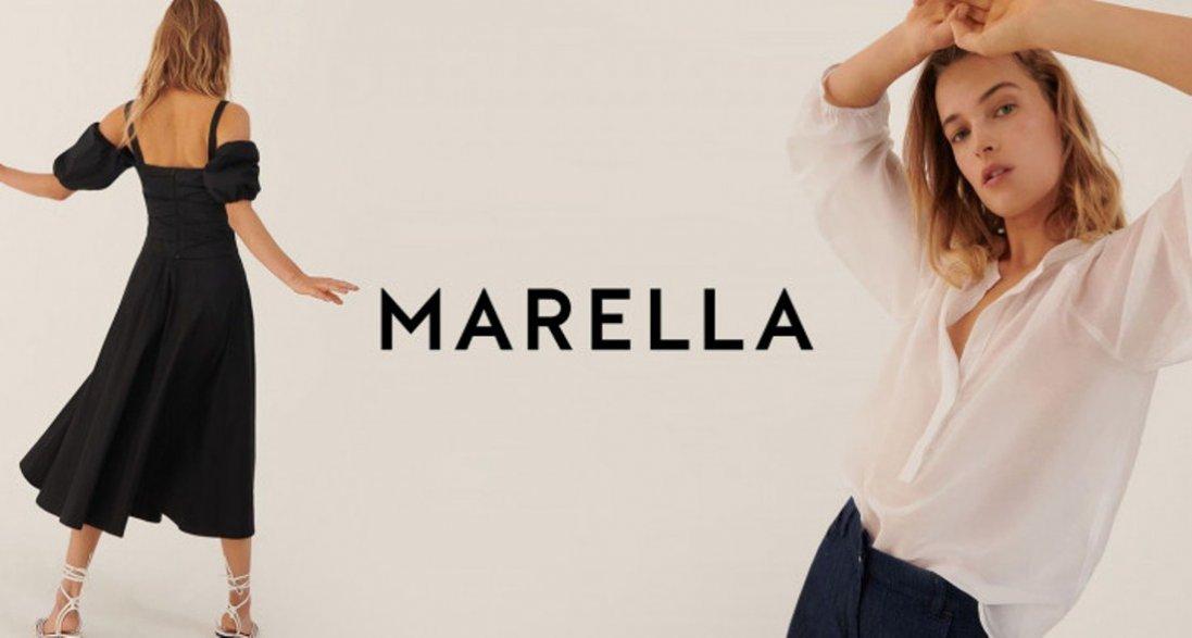 Marella — итальянская компания, принадлежащая MaxMara Fashion Group