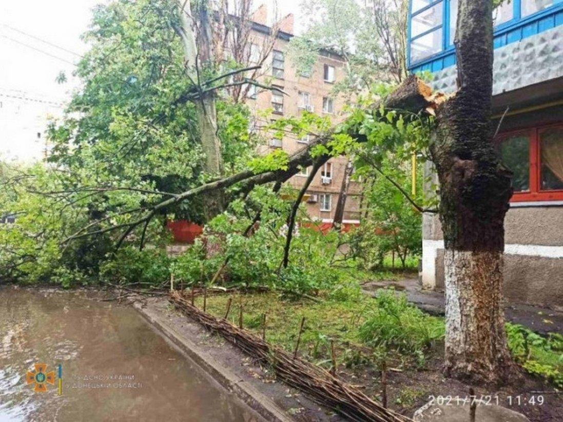 Смертельні зливи: в Україні є перші жертви негоди