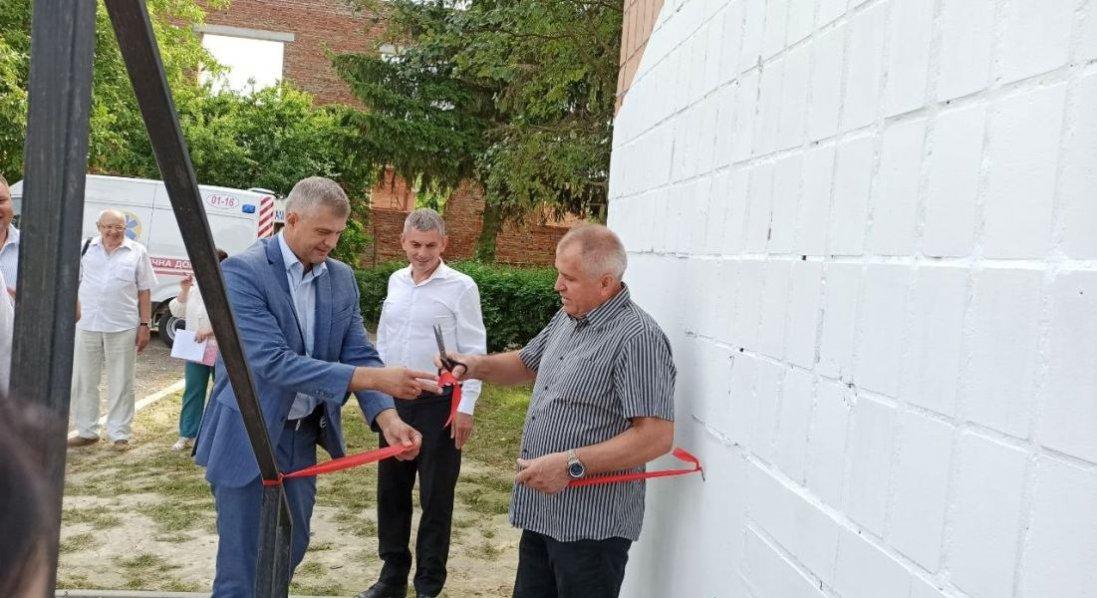 У Торчині відкрили оновлений пункт екстреної медичної допомоги