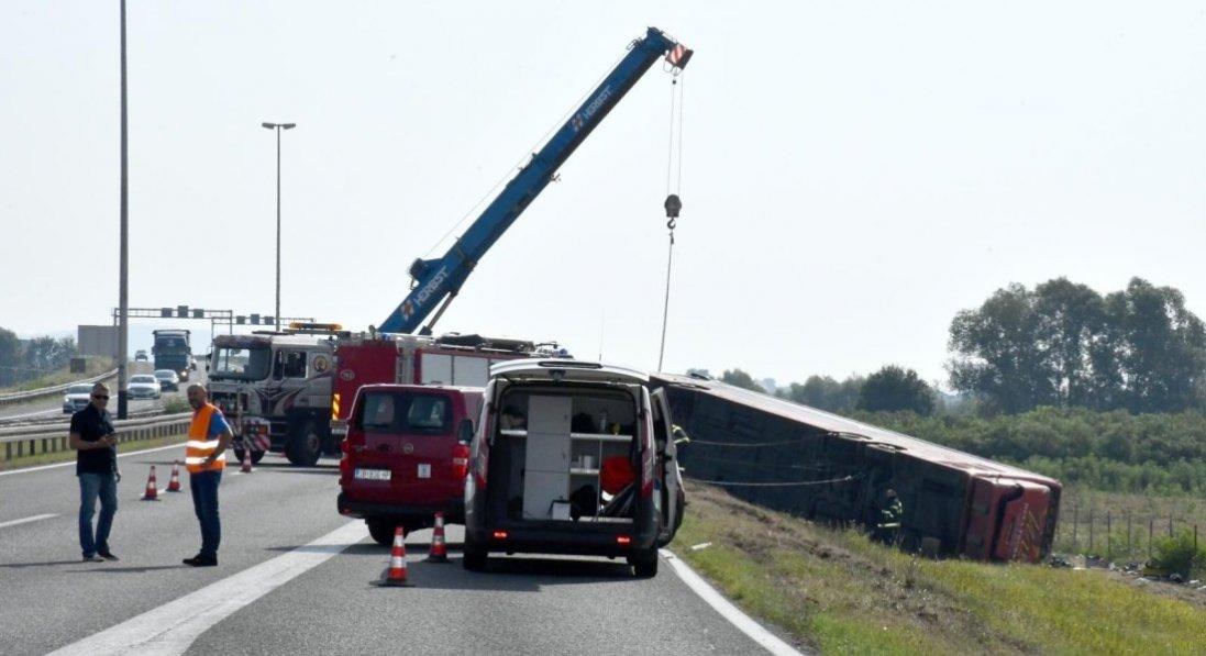 У Хорватії - масштабна аварія: 10 загиблих, 45 постраждалих