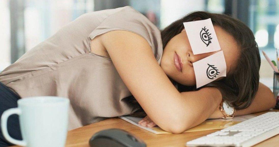 Що робити, щоб не втомлюватися через 10 хвилин після початку робочого дня