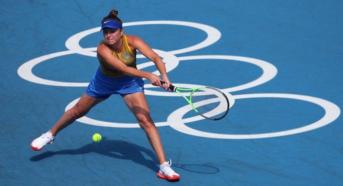 Світоліна вперше в історії вийшла в 1/2 Олімпійських ігор