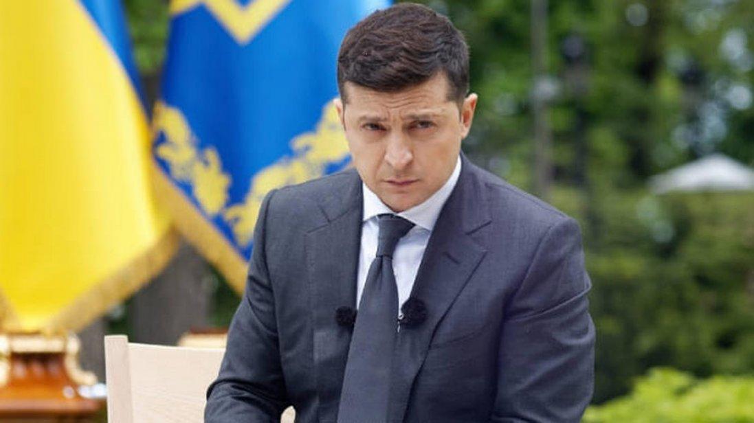 Зеленський змінив начальника Генштабу ЗСУ, командувачів десантно-штурмових військ та ООС