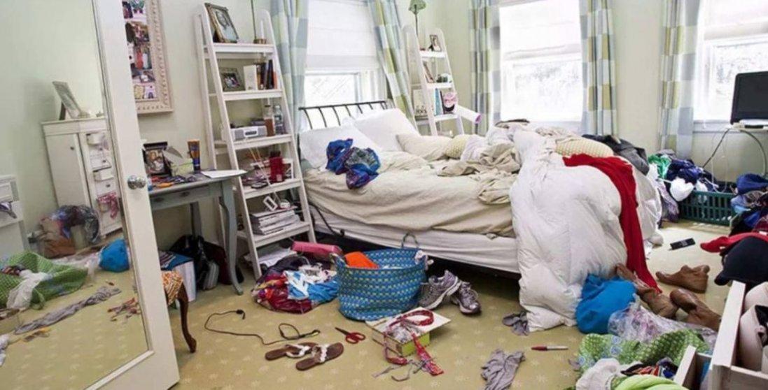 Як безлад вдома впливає на нашу психіку