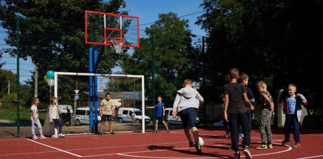 Де у  Луцьку планують збудувати  новий сучасний спортмайданчик