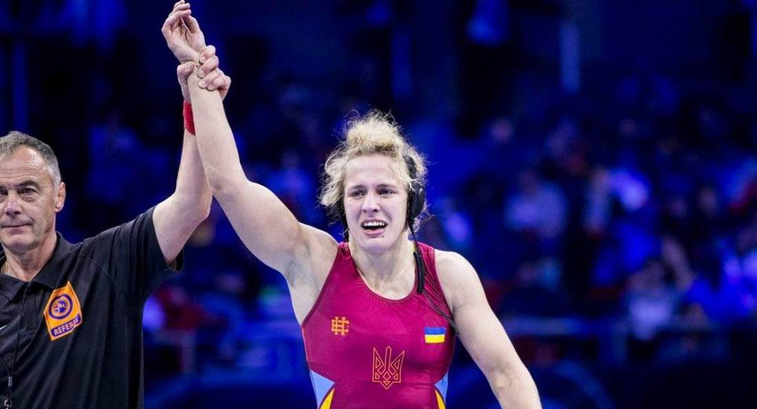 Олімпійські ігри-2020: українська борчиня здобула «бронзу»