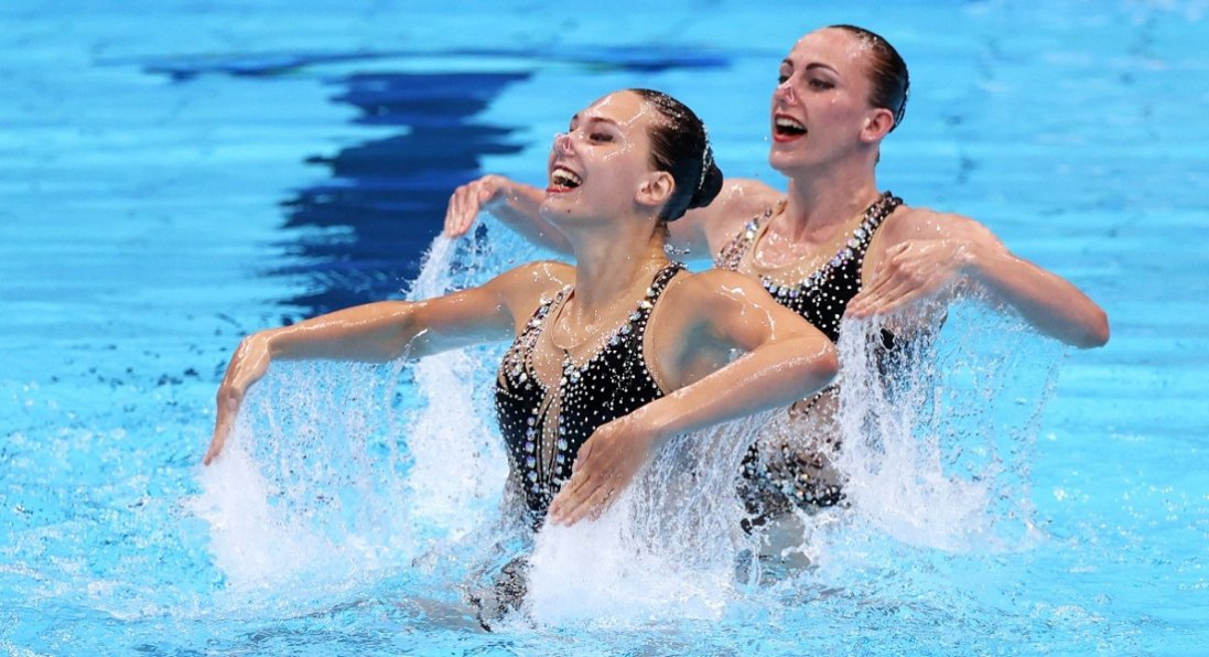 Олімпіада-2020: Україна вперше завоювала медаль у артистичному плаванні