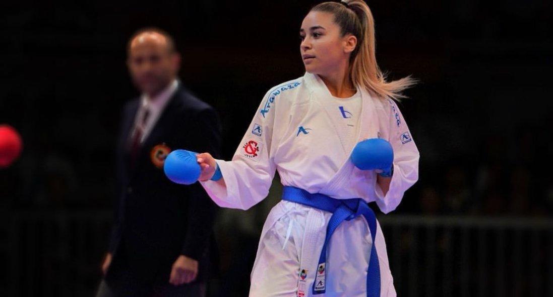 Олімпіада-2020: українська каратистка Терлюга здобула «срібло»