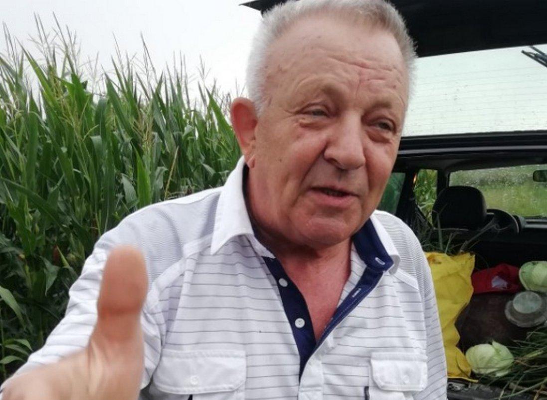 На Тернопільщині колишній мер крав цибулю та капусту на чужому городі