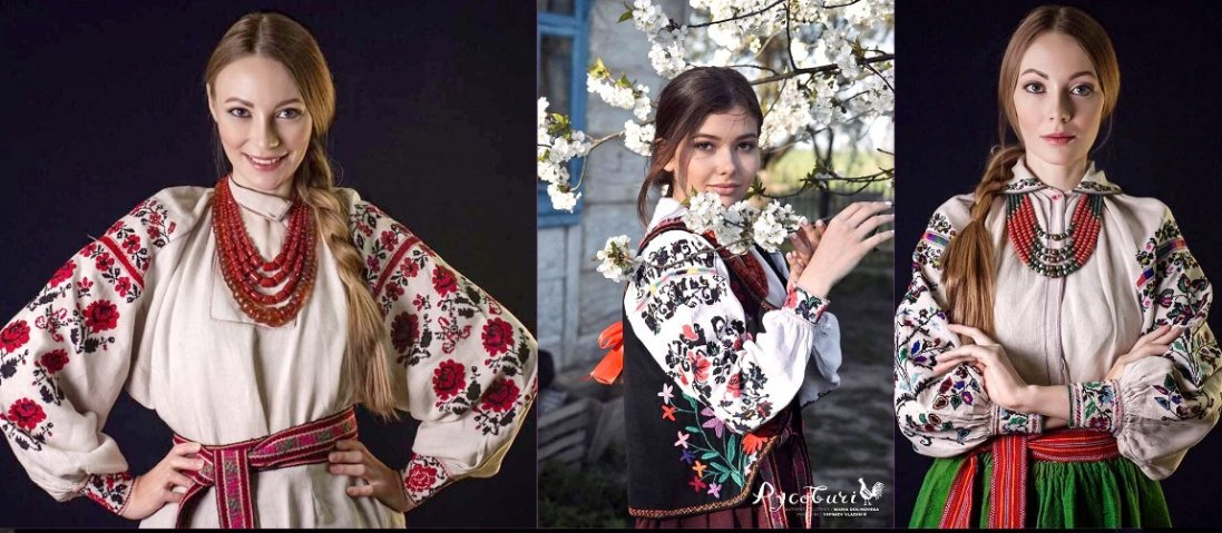 Ексклюзивні колекції одягу в етно-стилі презентують на «Княжому»