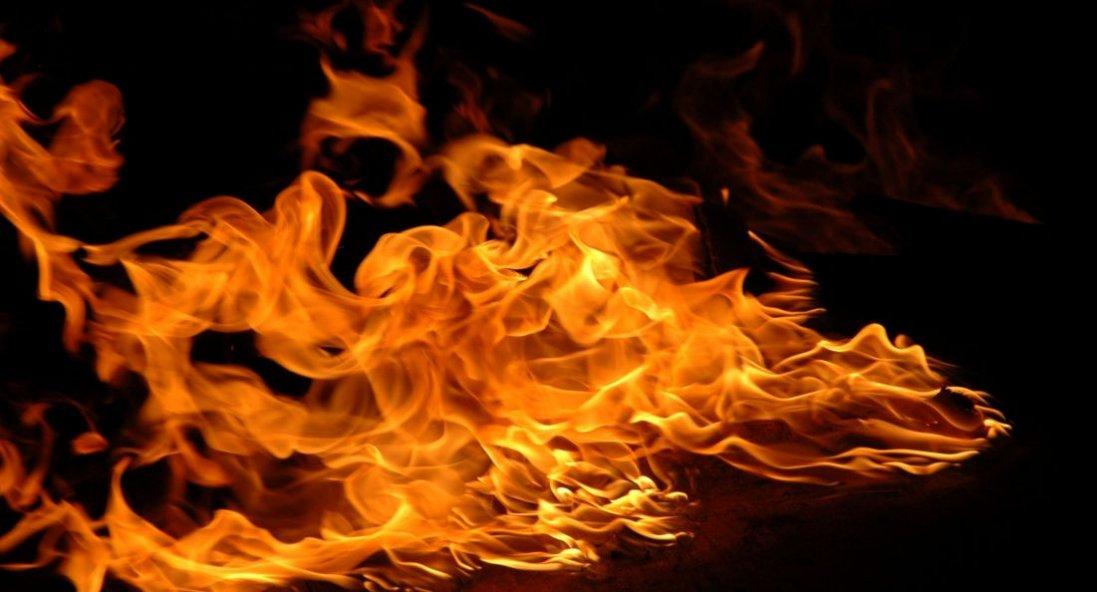 У Києві під час параду чоловік хотів себе спалити: що відомо
