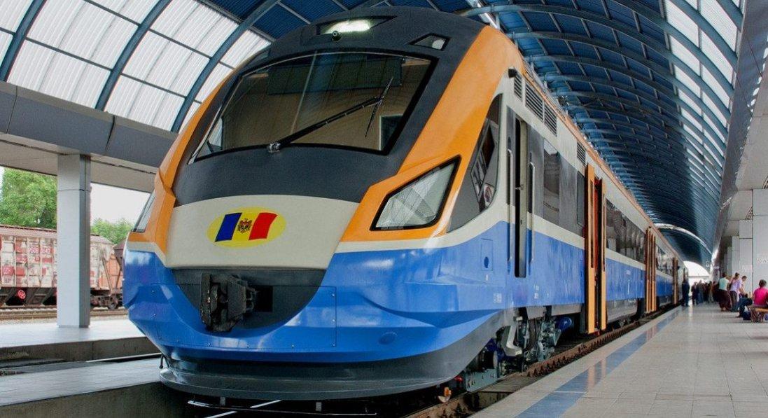 Молдова відновила курсування потяга Кишинів-Одеса