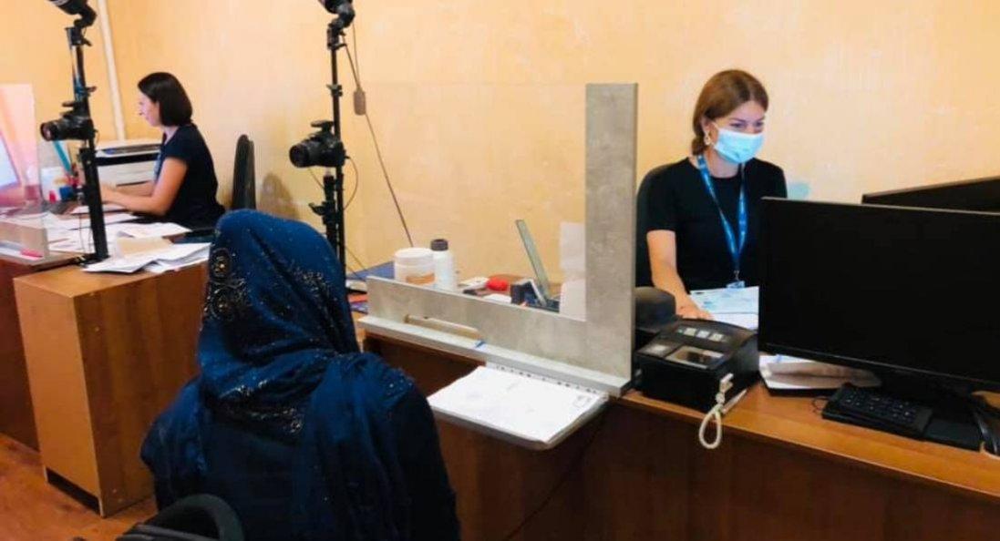 В Одесу прибуло понад 100 евакуи?ованих афганців