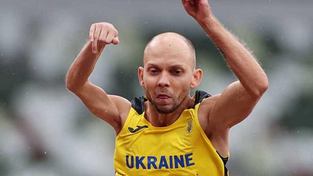 Загребельний із рекордом Європи здобув 19 «золото» України на Паралімпіаді