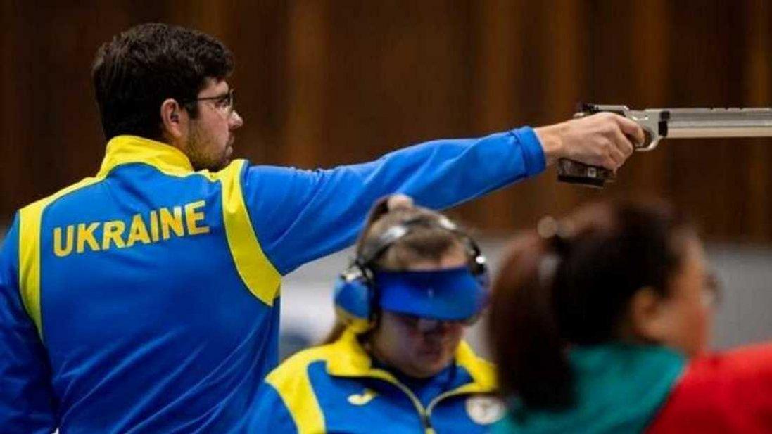 78 медаль України: Денисюк здобув «бронзу» на Паралімпіаді у Токіо