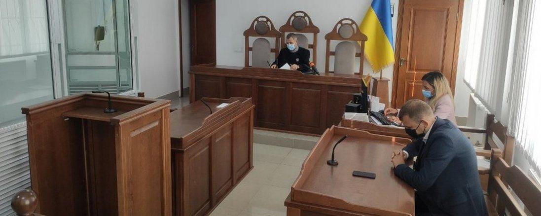 Ексчиновниця Волинської ОДА, яку піймали на хабарі, не з'явилася у суд